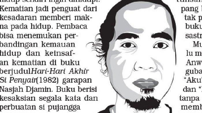 OPINI Bandung Mawardi : Mengenang Bergelimang Buku