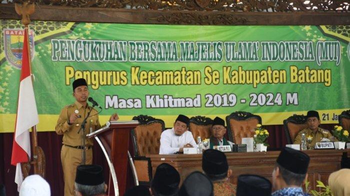 Bangun Islamic Center, Luasan Lahan Capai 2 Hektare, Bupati Batang Minta Restu Para Kiai