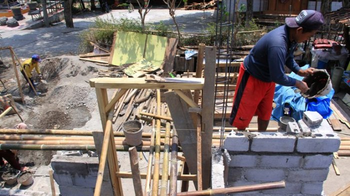 10 Unit Rumah di Desa Kadipaten Peroleh Bantuan RTLH Program TMMD