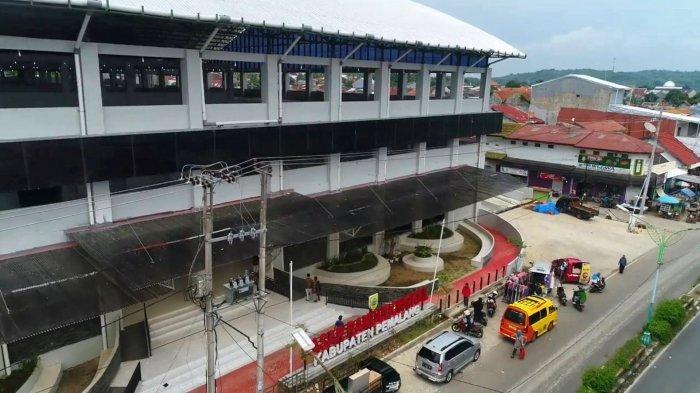 Pasar Randudongkal Pemalang Senilai Rp 44 Miliar Akan Diresmikan Sebelum Bulan Ramadan