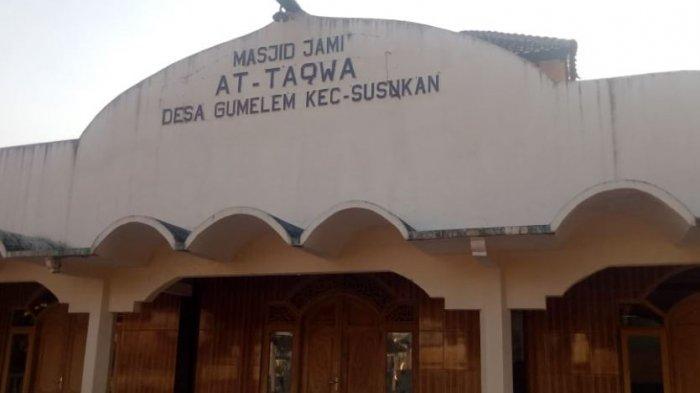 Berziarah ke Masjid Kuno Gumelem Banjarnegara, Jejak Syiar Islam di Masa Lampau