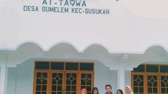 Masjid At Taqwa Gumelem Banjarnegara berusia ratusan tahun