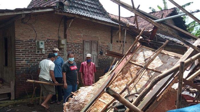 Penampakan Rumah Warga Rusak Kena Banjir Bandang di Pati