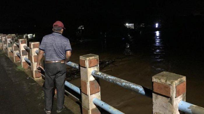 Banjir di Jepara, 2 Dapur Roboh 7 Perahu Tenggelam di Sungai Wiso