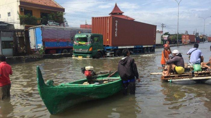 BMKG Peringatkan Siaga Banjir dan Banjir Bandang 10-11 Februari di 4 Provinsi, Ini Daftarnya