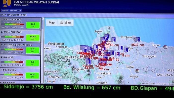 Peringatan BMKG: Tiga Hari Hujan Lebat Guyur Jawa Tengah, Daerah Ini Perlu Waspada