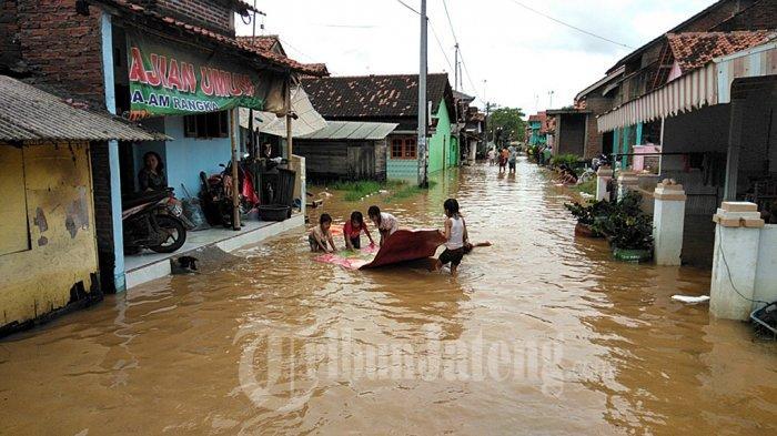 Musibah Banjir Batang Terparah di Karangasem Utara: Sudah Langganan