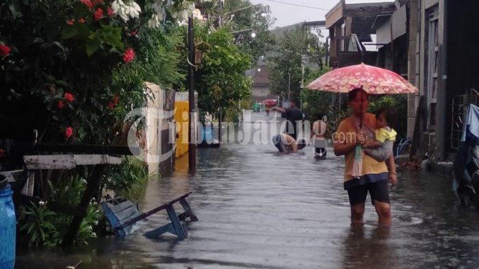 21 Kelurahan di Semarang Masih Terendam Banjir, Ini Data BPBD Terkini