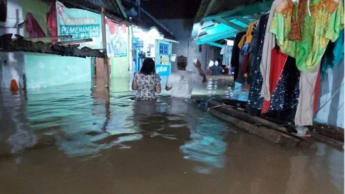 Hujan Sepanjang Hari, Berikut Prakiraan Cuaca BMKG di Pekalongan Raya Senin 8 Februari 2021