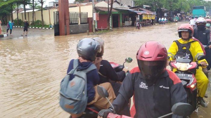 BPBD Kota Semarang Pasang Tiga Alat EWS di Daerah Aliran Sungai Beringin