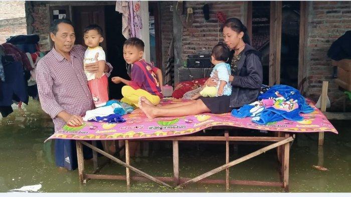 Banjir Sayung Paling Parah di Kabupaten Demak, 25.009 Jiwa Terdampak