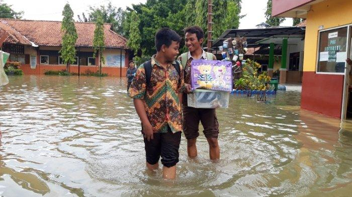 Beberapa Sekolah Rawan Banjir, Ini Langkah Dinas Pendidikan Kota Semarang Mengatasinya
