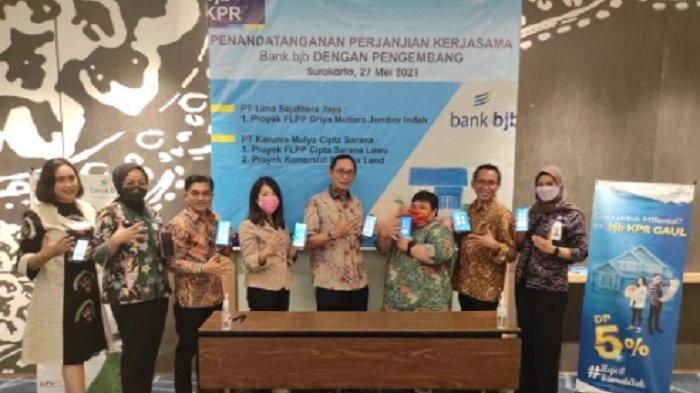 Bank bjb Perluas Akses KPR Subsidi ke Berbagai Daerah