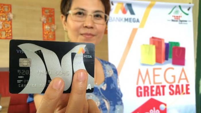 Bank Mega Pacu Pertumbuhan Kartu Kredit Lewat Program Mega Great Sale Tribun Jateng