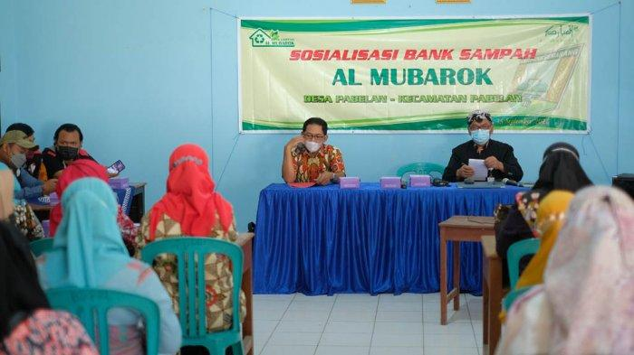 Ide Cemerlang Pemdes Pabelan Semarang Bayar BPJS Kesehatan Warga Pakai Duit Bank Sampah