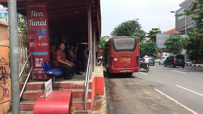 Genjot Transaksi Non Tunai, Trans Semarang Targetkan 12 Ribu Penumpang pada 2018