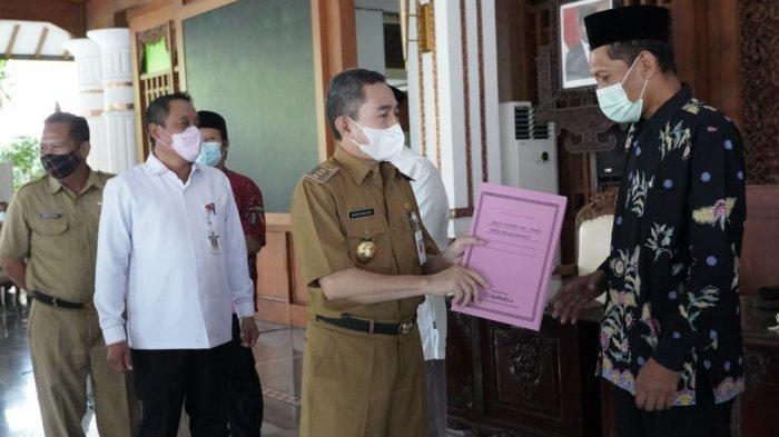Ribuan Lembaga Keagamaan Terima Bantuan Keuangan dari Pemkab Pati