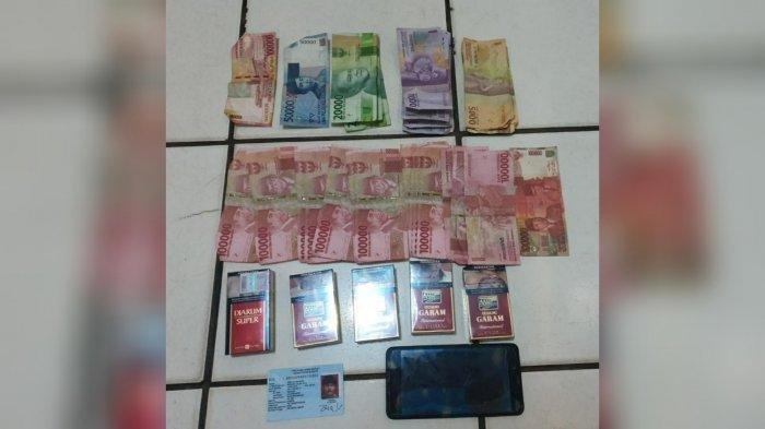2 Pria Ditangkap Setelah Belanja Pakai Uang Palsu di 11 Warung