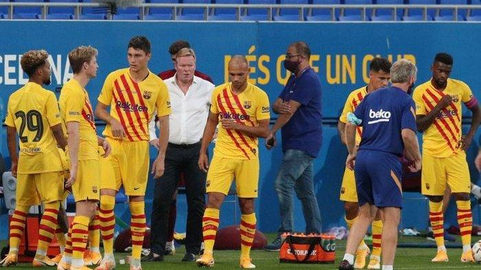 Hasil Uji CobaBarcelona & AC Milan Tadi Malam:Suarez Tak Main,Messi Main 45 Menit