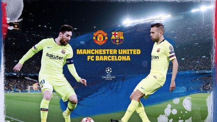 Prediksi Susunan Pemain MU Manchester United Vs Barcelona: Trisula VsSuarez-Messi