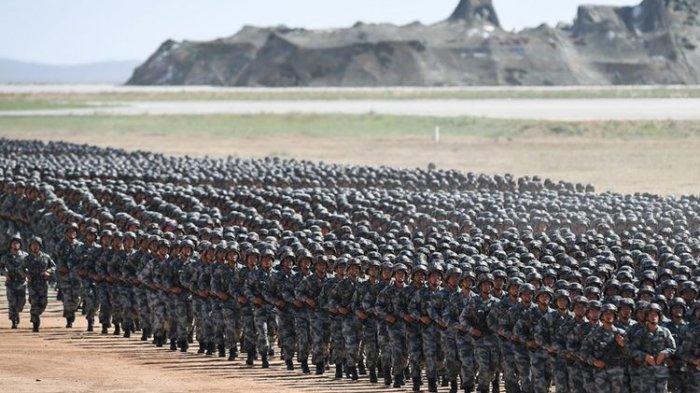 Lindungi Pipa Gas Alam, China Siagakan Pasukan di Perbatasan Myanmar
