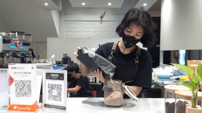 Ngopi Asyik di Kata Kopi Semarang Sambil Menerapkan 3M