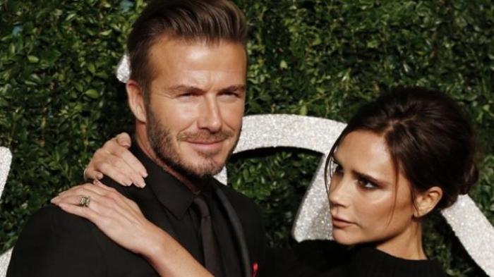 Ulang Tahun Pernikahan Ke-21, David Beckham dan Victoria Saling Lempar Pesan Manis