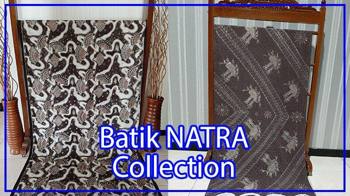 Batik Natra Semarang Batik Full Tulis Handmade Pewarna Alam
