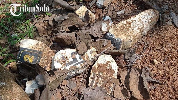 Makam di Polokarto Sukoharjo Dirusak, Ini Kesaksian Ahmad