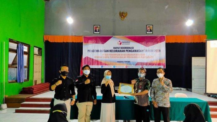 Bawaslu Kota Semarang Ajak Perempuan di Bululor Aktif dalam Pengawasan Partisipatif