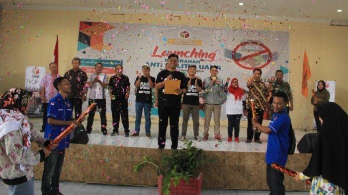 Bawaslu Launching 3 Kelurahan Anti Politik Uang di Kota Semarang