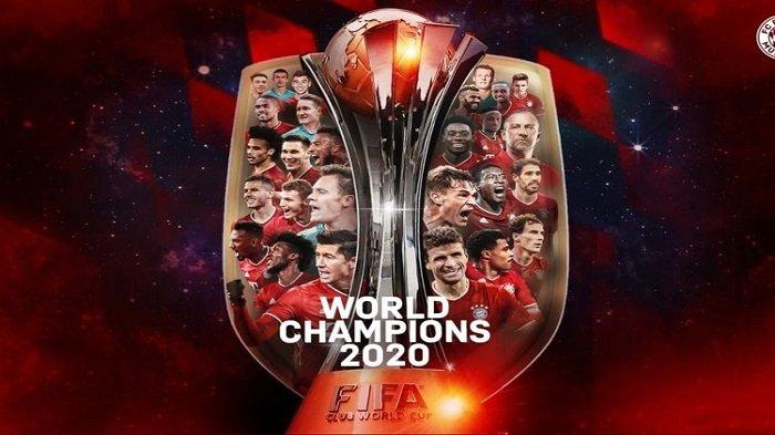 Bayern Munchen Juara Piala Dunia Antarklub dan Menyabet Predikat Sextuple, Samari Rekor Barcelona