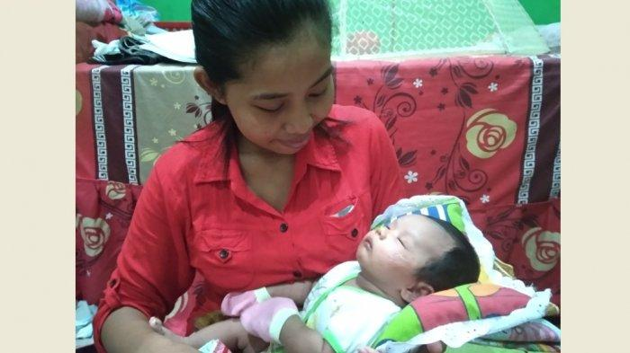 Bayi Bernama Joko Widodo Ma'ruf Asal Sragen Viral di Medsos, Ibunda Dapat Kado Misterius