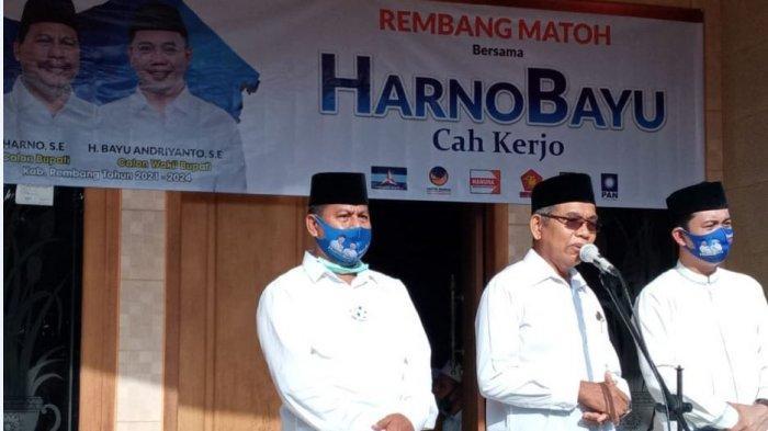 Kalah Tipis, Paslon Pilkada Rembang Harno-Bayu Ajukan Gugatan Ke MK