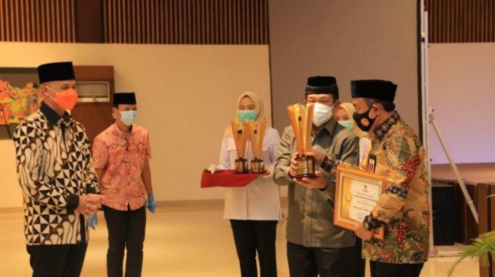 BAZNAZ Cilacap Raih Penghargaan Pertumbuhan ZIS Terbaik