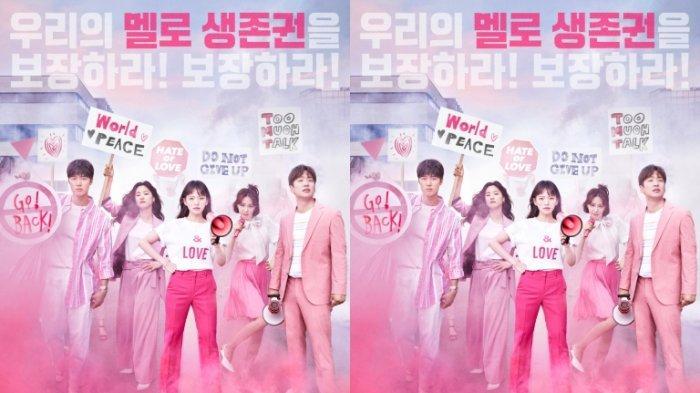 Sinopsis dan Daftar Lengkap Pemain Drama Korea Be Melodramatic, Drakor Terbaru Mulai 9 Agustus