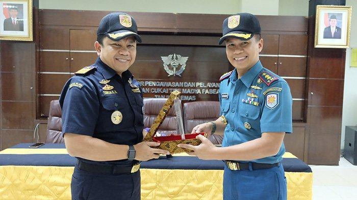 Sinergi Bea Cukai dan TNI AL Perkuat Pengawasan di Perbatasan Laut