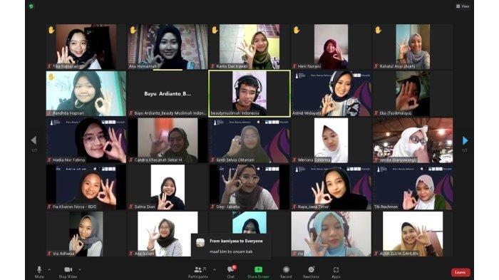 Beauty Muslimah Indonesia 2021 Siapkan Influencer