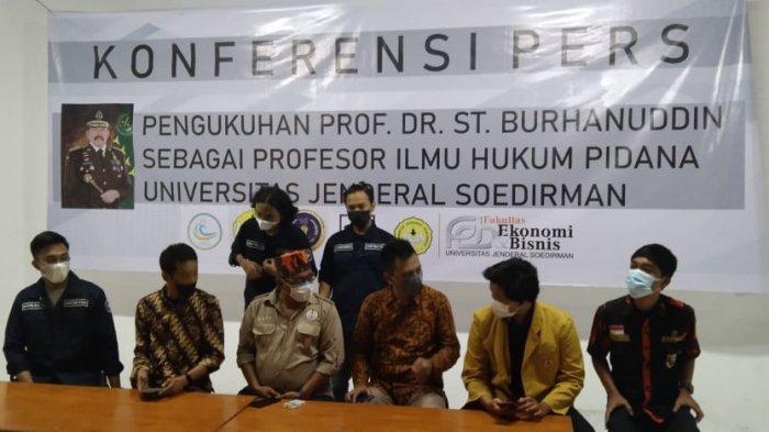 Civitas Akademika Unsoed Mendukung Penganugerahan Profesor Pada Jaksa Agung, ST Burhanuddin