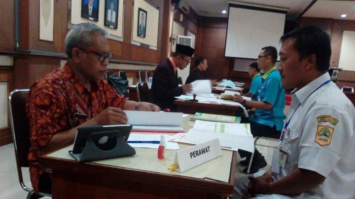 168 Peserta dari Jabatan Fungsional UPT Dinkes & RS di Jateng Laksanakan Uji Kompetensi Naik Jabatan