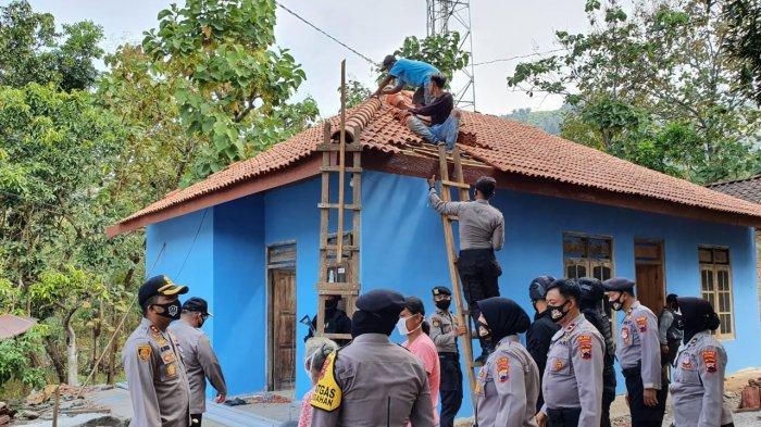 AKBP Cristian Perintahkan Bongkar Rumah Nenek Painem di Wonogiri: Bangun Lebih Layak!