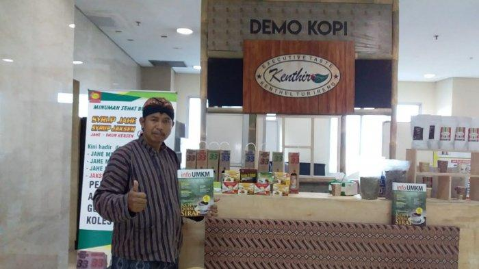 Cerita Sriyanto Ciptakan Usaha Kopi Kenthir, Ternyata Ini Singkatannya