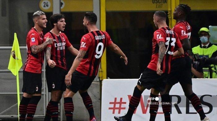 Statistik Mencengangkan Tonali dan Kessie di AC Milan, Tak Heran Belum Terkalahkan di Liga Italia