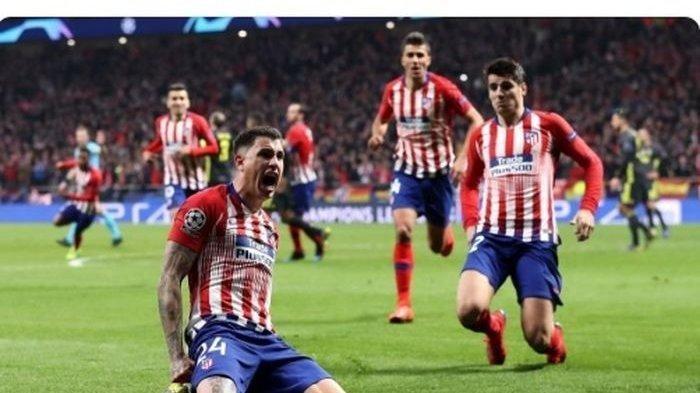 Nonton TV Online Ini Link Live Streaming Atletico Madrid Vs Real Mallorca di La Liga Spanyol
