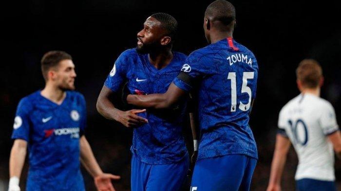 Rudiger Tunda Pembicaraan Perpanjangan Kontrak Bareng Chelsea, Isyarat Tinggalkan Liga Inggris?