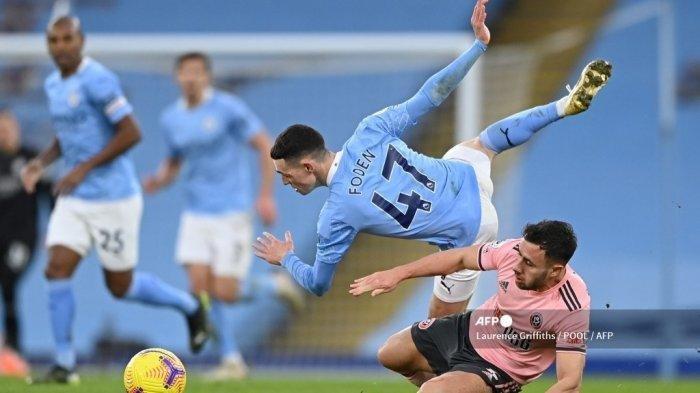 Monchengladbach Vs Manchester City Liga Champion, Prediksi, Head to Head, Line Up dan Link Streaming