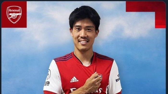 Bek Anyar Arsenal Asal Jepang Ini Seharga Ronaldo