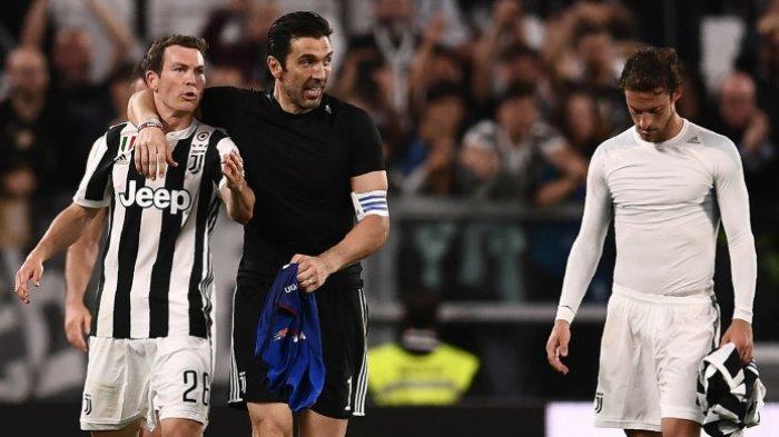 Prediksi Susunan PemainJuventus Vs Torino, Buffon Berpeluang Pecahkan Rekor Maldini