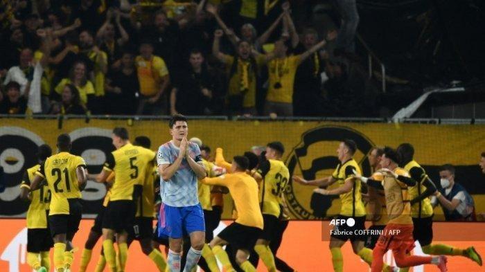 Pergantian Ronaldo dengan Lingard Berujung Umpan Gratis untuk Young Boys, Solskjaer Salahkan Pemain