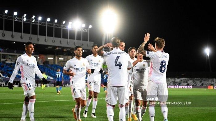 Hasil Lengkap dan Klasemen La Liga Spanyol, Kemenangan Real Madrid Sia-sia Saja
